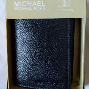 Michael Kors Men's Trifold Wallet